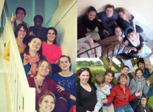 Formation Enseigner le Chant Prénatal - patchwork d'animatrices