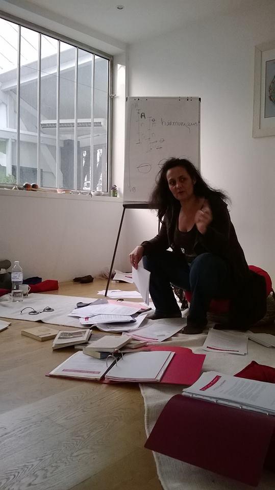 Formation Enseigner le Chant Prénatal Si ca me chante - Virginie Bouffart