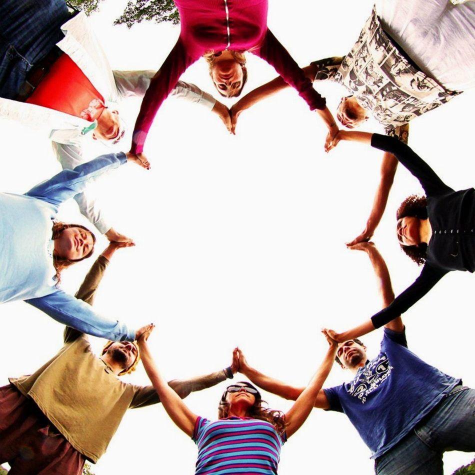 Formation Enseigner le Chant Prénatal Si ça me chante - mandala humain