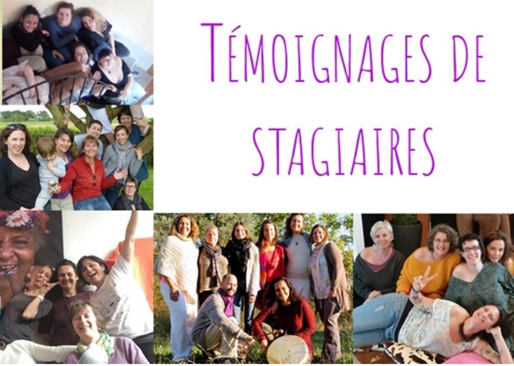 Formation Enseigner le Chant Prénatal Si ça me chante - Patchwork de photos