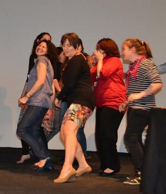 Formation Enseigner le Chant Prénatal - Journées des Doulas 2013 - les doulas se mettent à danser