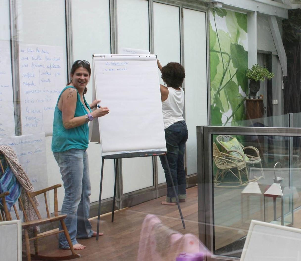 Formation Enseigner le Chant Prénatal Si ca me chante - Gioia Bertrand, doula